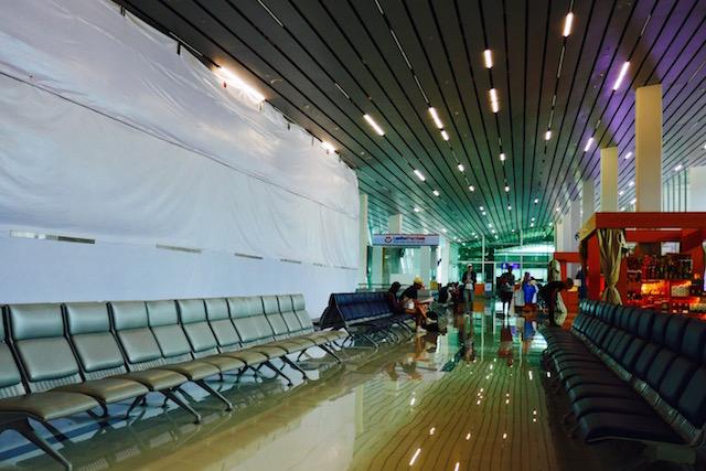 島、新しい玄関口、フーコック国際空港、全貌
