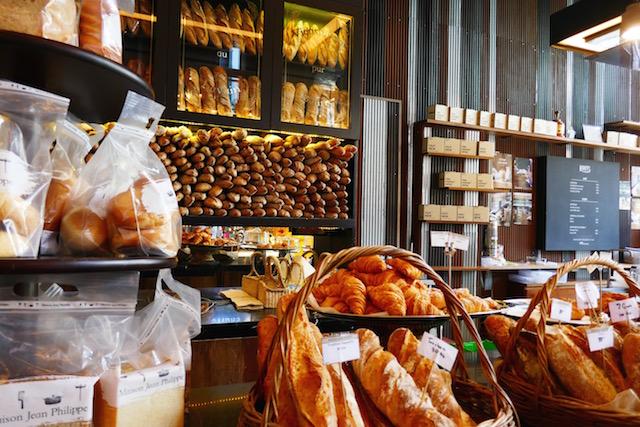 パン好き、すぐチェック、コモンズ内、メゾン・ジャン・フィリップ