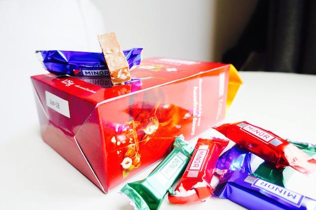 チョコレート、パイオニア、誕生、スイス、ミノール