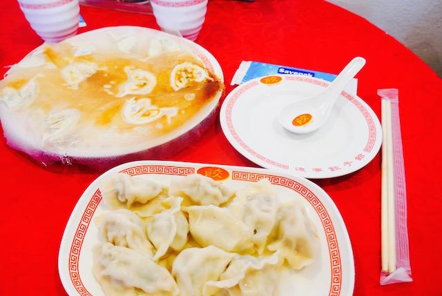 美味しい、コスパ高い、餃子、辽宁饺子馆、シーロム通り