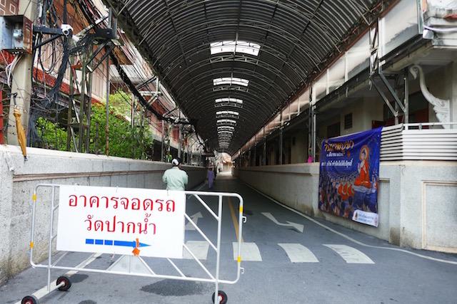 一度は訪れたい、フォトジェニック、バンコク、観光スポット、ワット パクナム