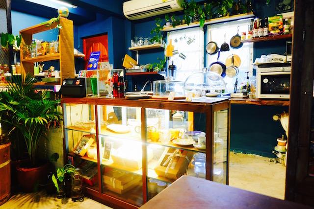 生産者、タイで生きる、素敵なショップ、アブラカタブラ、サパーンタクシン