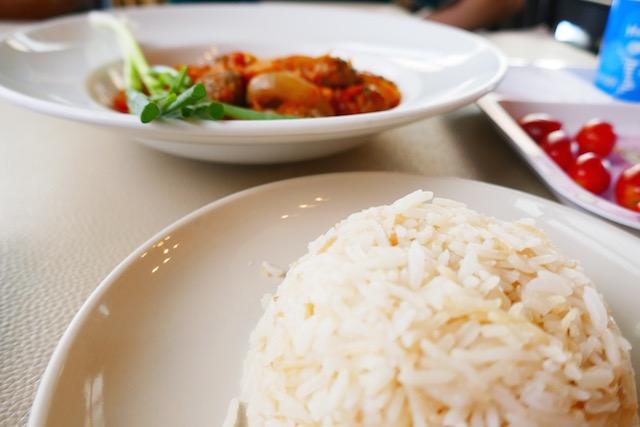 バンコク、一度は食べたい、レバノン料理、ナディモス