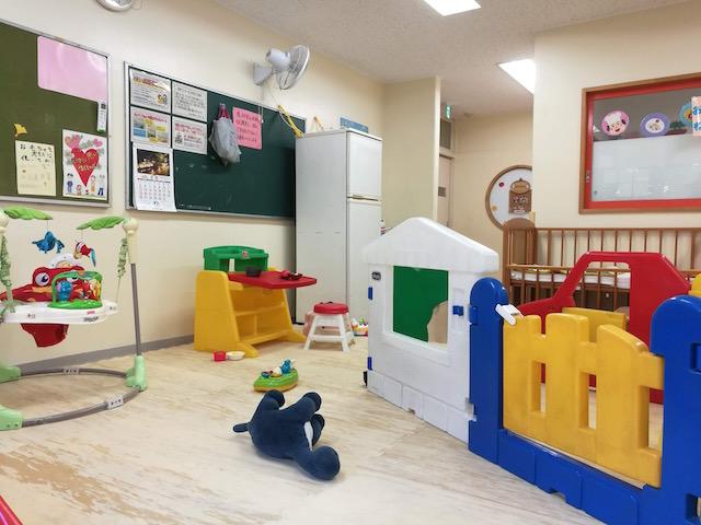 大崎駅周辺、児童センター、行く