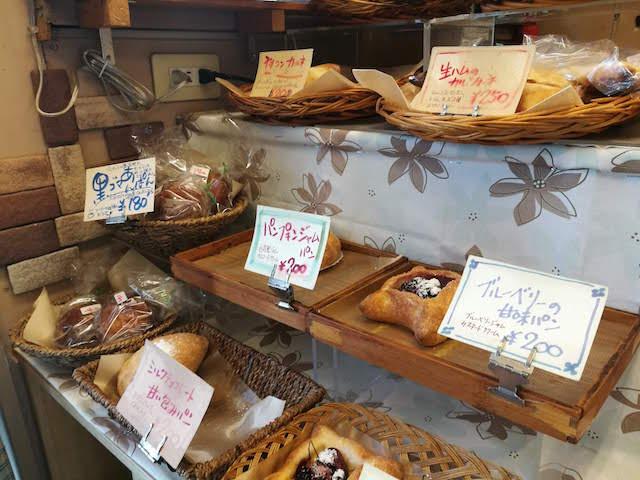 ハードパン、美味しい、三ツ木通り、ベーカリー、ピクニクス