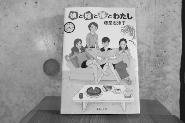 だれでも楽しめる本、娘と嫁と孫とわたし、藤堂志津子