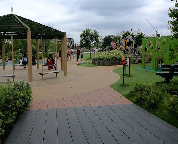1日遊る、子どもに優しい、商業施設、グランツリー、武蔵小杉