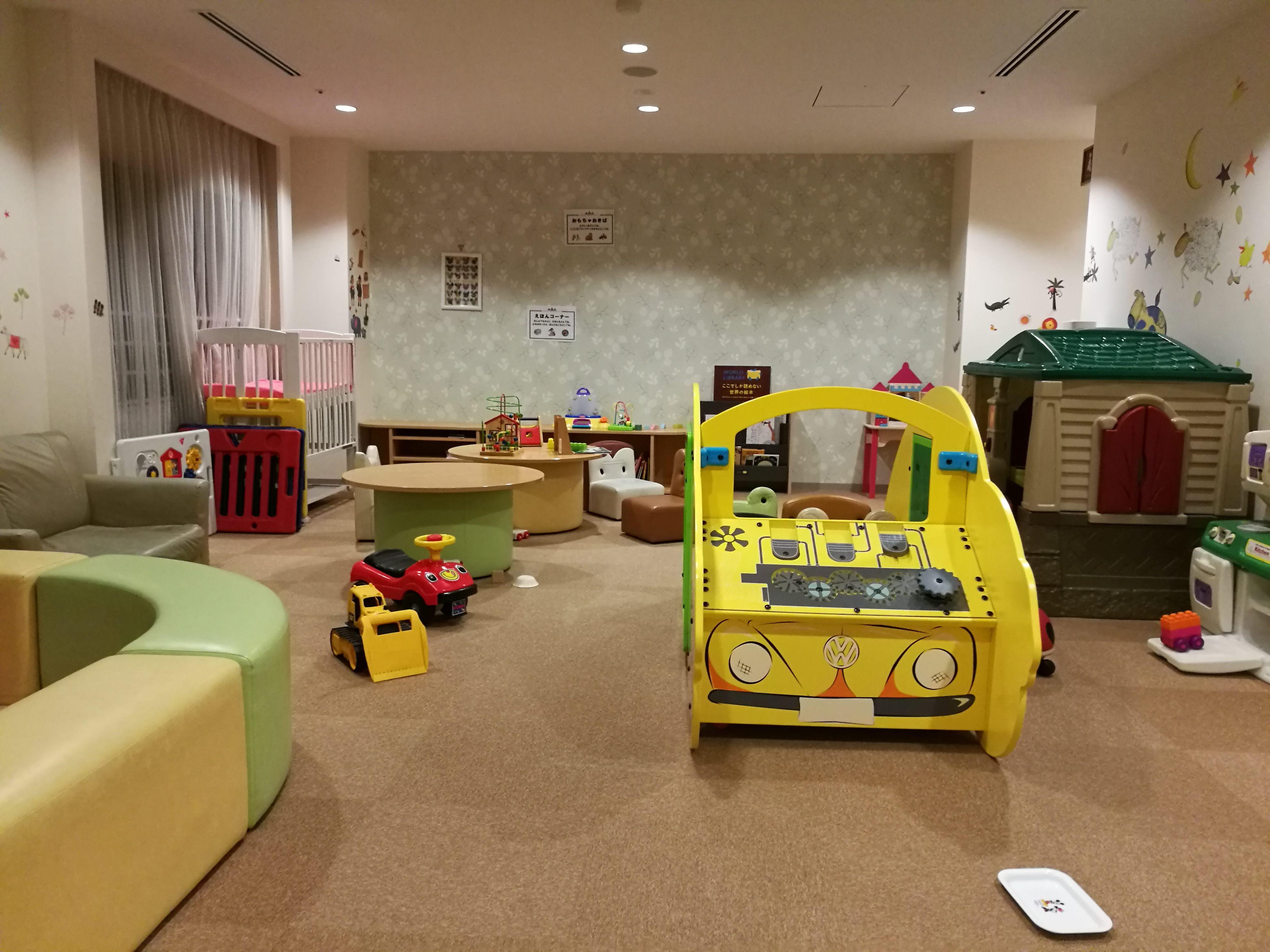 子連れ、一度泊まりたい、ホテルグリーンプラザ軽井沢