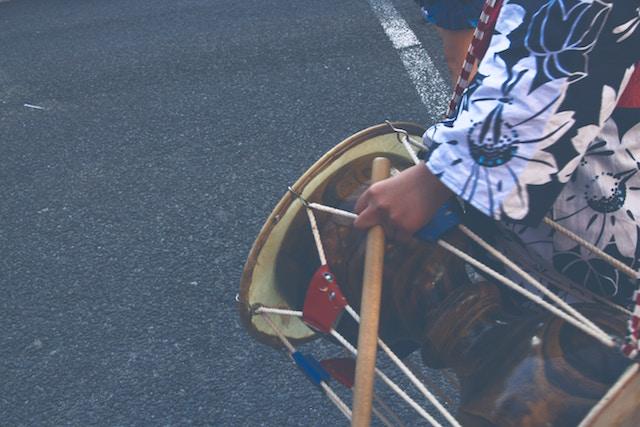 大崎駅周辺、お祭り、レポート