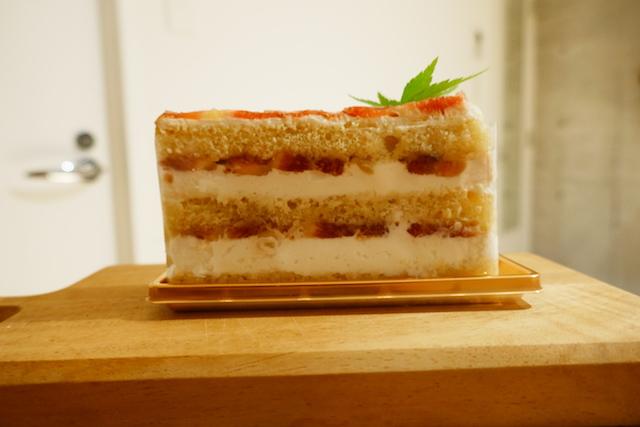 オーガニック、無添加、美味しいケーキ、ラ・テールセゾン、二子玉川