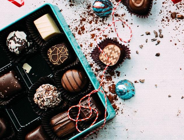クリスマスギフト、トップチョコレートブランド、12選