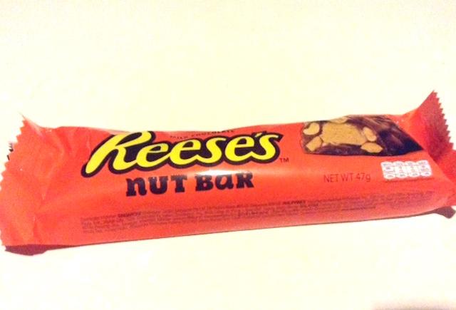 アメリカ、ザ・ハーシー・カンパニー、チョコレートバー、リーセス、一度食べると病みつきになる