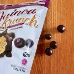 ヴィーガン、グルテン、GMOフリー、チョコレート、チャスキス