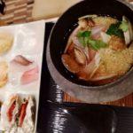 新鮮、魚介バイキング、大満足、大江戸温泉物語、水葉亭